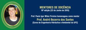 Prof. André Bezerra dos Santos (moldura)
