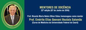 Prof. Emérito Elias Geovani Boutala Salomão (moldura)