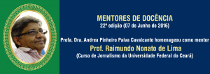 Prof. Raimundo Nonato de Lima (moldura)