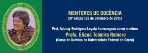 Profa. Eliana Teixeira Romero (moldura)